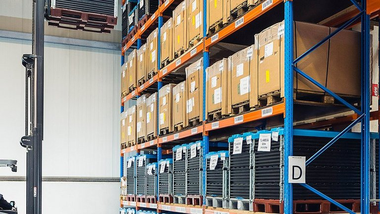Professionelles Warehouse Management für Exim Transport als Success Story